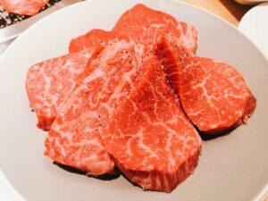 牛肉 ヒレ肉